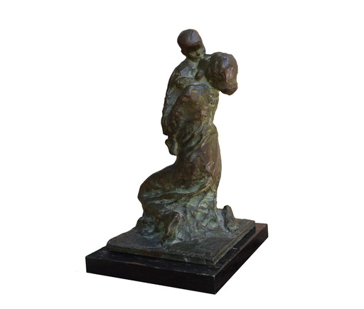 Franco BARGIGGIA - Escultura - Maternità