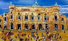 Jean-François BRAHIN - Peinture - PARIS - L'opéra Garnier