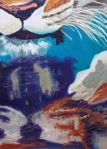 Peny MANAVI - Painting - Wild Life 4