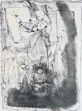 Pablo PICASSO (1881-1973) - The Young Artist | La Jeune Artiste