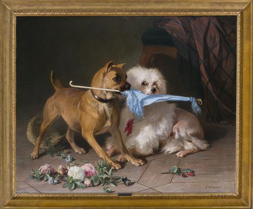 Conradijn CUNAEUS - Gemälde - two friends