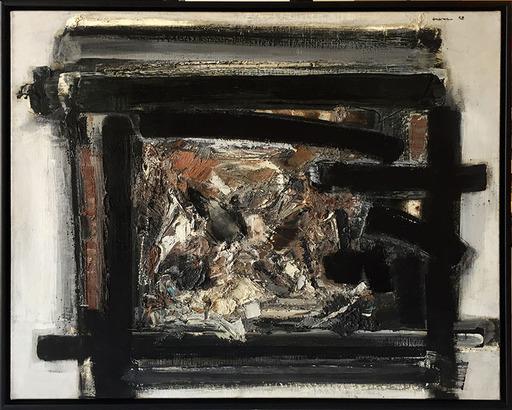 John Harrison LEVEE - Peinture - September IV