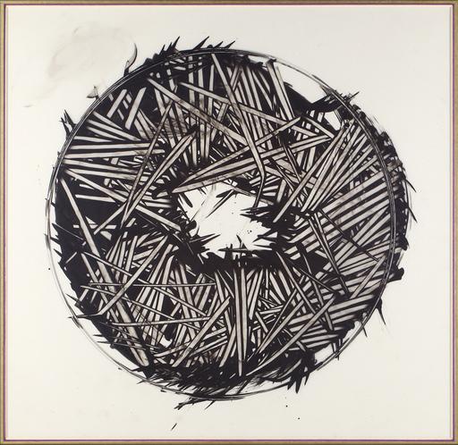 Emilio SCANAVINO - 绘画 - Ace 33