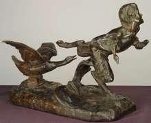 Victor Heinrich SEIFERT - Sculpture-Volume - Der Faun