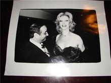 Andy WARHOL (1928-1987) - Peter Malatesta and Monique Van Vooren, Washington DC