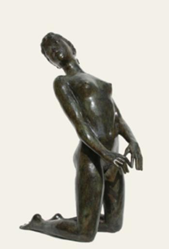 Jacques COQUILLAY - Skulptur Volumen - Isa