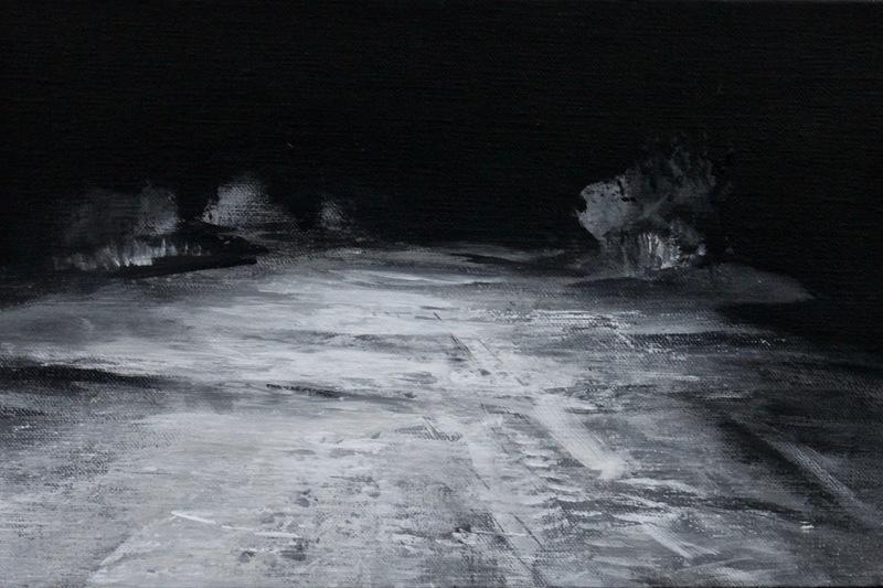 Alexey ALPATOV - Painting - Night Road III