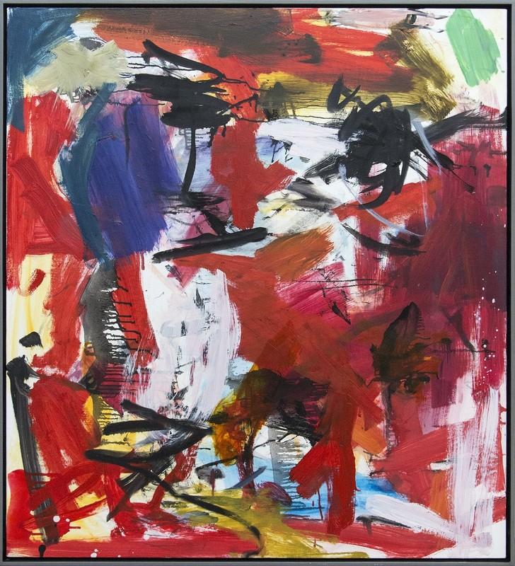 Scott PATTINSON - Pittura - Ouvert No 39