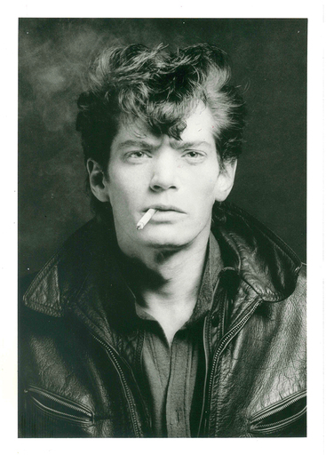 Robert MAPPLETHORPE - Photography - Self Portrait