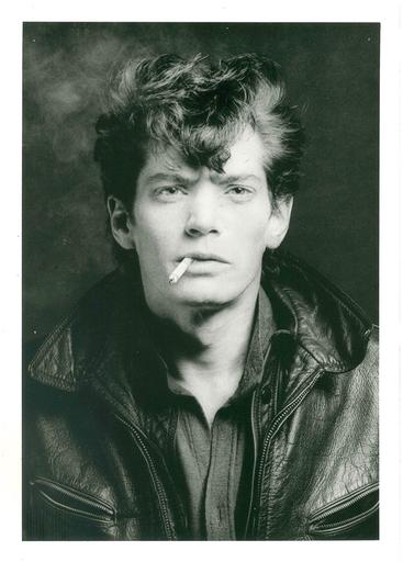 Robert MAPPLETHORPE - Fotografia - Self Portrait