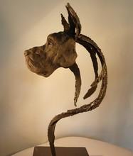 Jenny JACOTTET - Sculpture-Volume - Auguste 2