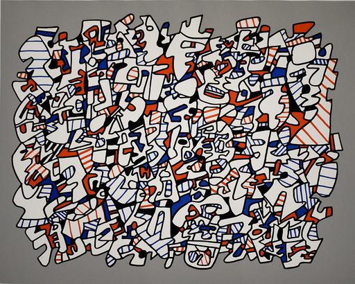让•杜布菲 - 版画 - Ontogenisis | Ontogénèse