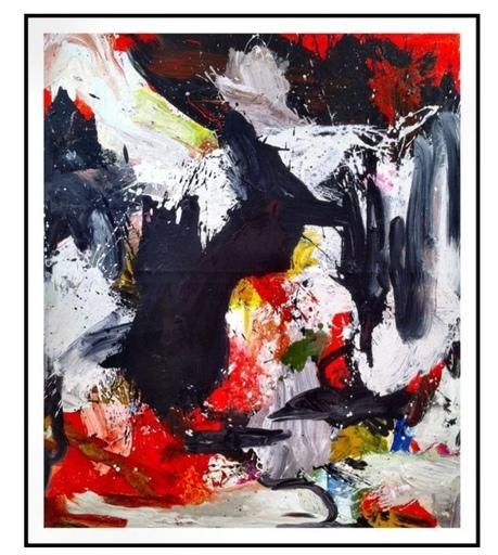 Costel IARCA - Painting - Playful Wonder