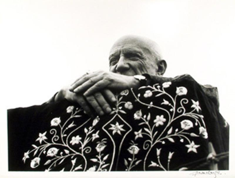 Lucien CLERGUE - Fotografia - Picasso in Frejus
