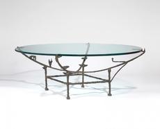 迭戈•贾科梅蒂 - 雕塑 - Table Carcasse, modèle à la chauve-souris
