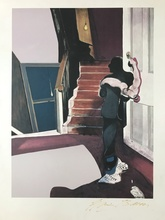 Francis BACON - Estampe-Multiple - In memory of George Dyer