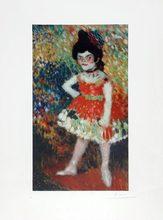 Pablo PICASSO (1881-1973) - Dwarf Dancer