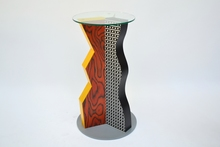 Ettore SOTTSASS (1917-2007) - Table Ivory - Memphis - 1984