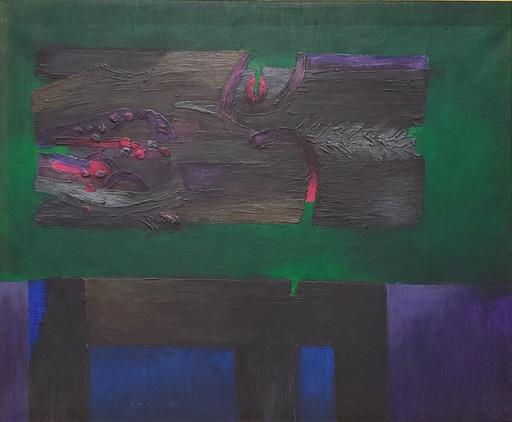 Fernando DE SZYSZLO - Gemälde - Casa Ocho
