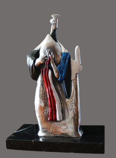 Josep PUIGMARTI VALLS - Escultura - Terra / Tierra