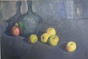 Felix REVELLO DE TORO - 绘画 - Table top still life