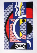 Roy LICHTENSTEIN (1923-1997) - Modern Head #1