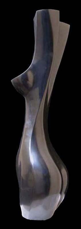 Marian SAVA - Sculpture-Volume - LIANE