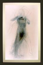 Jon Ander DEL ARCO - Disegno Acquarello - S/T
