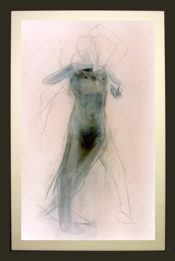 Jon Ander DEL ARCO - Drawing-Watercolor - S/T