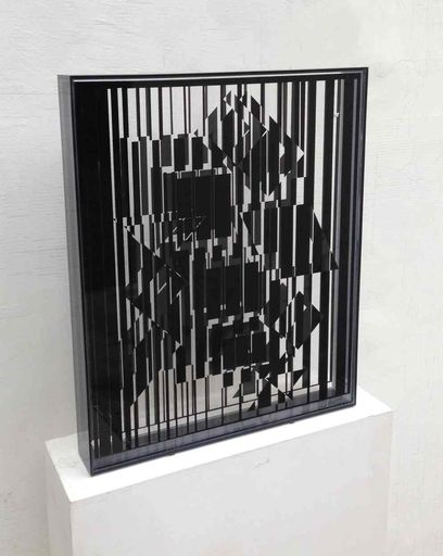Victor VASARELY - Sculpture-Volume - FLAARI