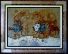 Théo TOBIASSE (1927-2012) - Les chats et la femme nue