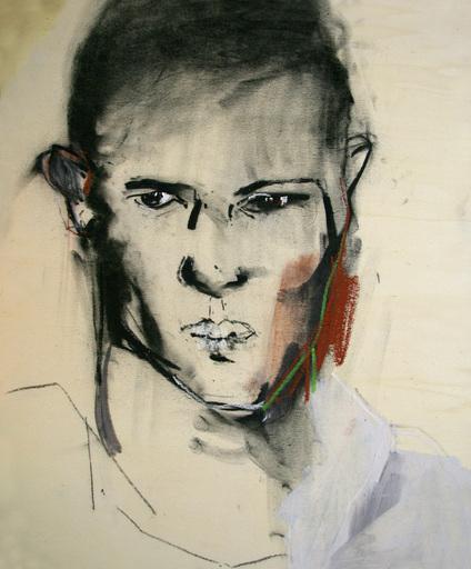 Klaus Karl MEHRKENS - Painting - J. Olive