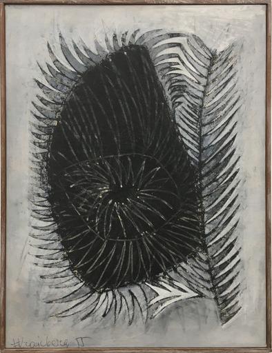 Frans KRAJCBERG - Peinture - Untitled