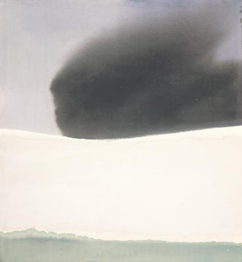 Vladimir SEMENSKIY - Pintura - Practice of Contemplation VII