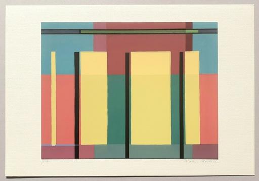 Mario RADICE - Druckgrafik-Multiple - Composizione Tav. 3