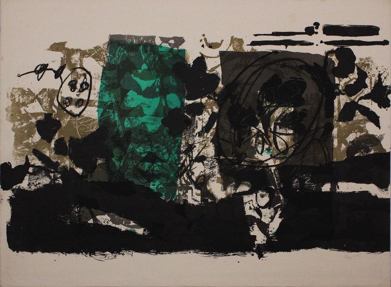 Antoni CLAVÉ - Print-Multiple - Senza titolo
