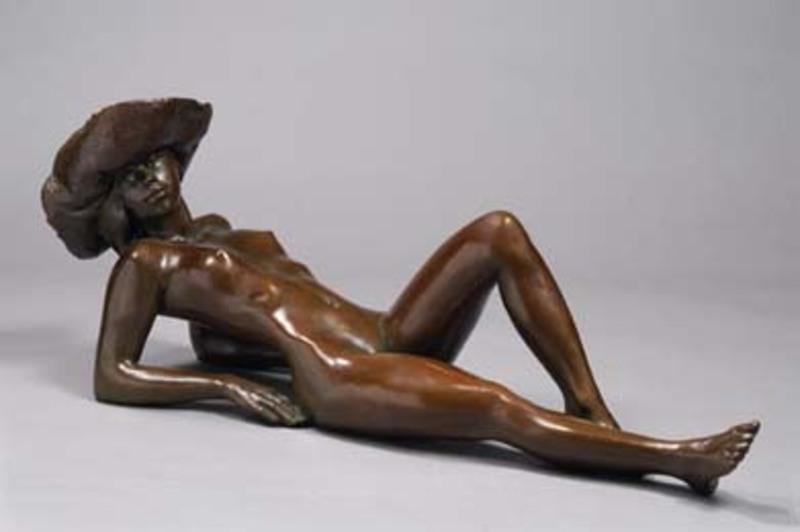 Jacques LE NANTEC - Sculpture-Volume - LA DEMOISELLE