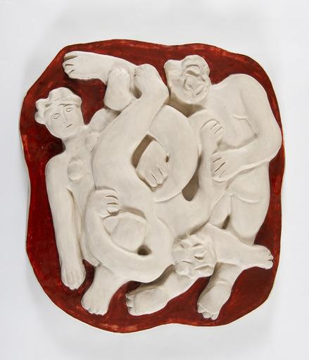 费尔南‧雷杰 - 陶瓷  - Les acrobates