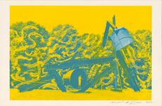 DI SUVERO Mark - Print-Multiple - Lady Day (lithograph)