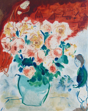 Marc CHAGALL (1887-1985) - The Bouquet