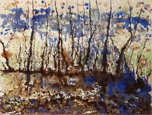 Rafael DE TOURS - Peinture - Brocéliande avant 2013