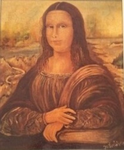 Jean-Claude LELIEVRE - Peinture - prune
