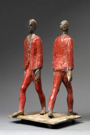 Roberto BARNI - Sculpture-Volume - Divergenze