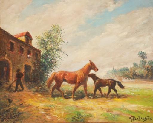 Gena PÉCHAUBES - Gemälde