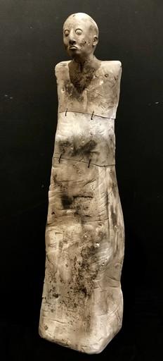 Anne GUERRIN - Sculpture-Volume - les sages 7.8.8