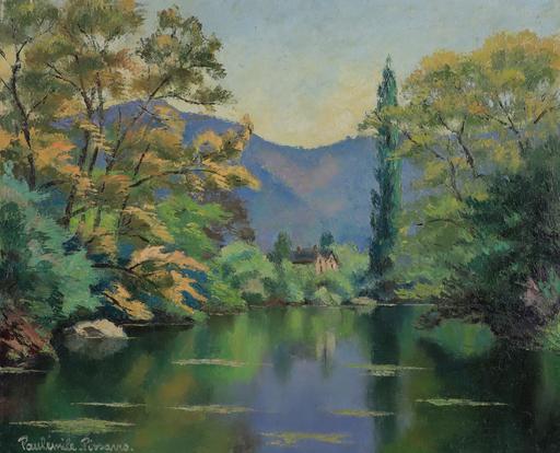 Paul Émile PISSARRO - Painting - Printemps