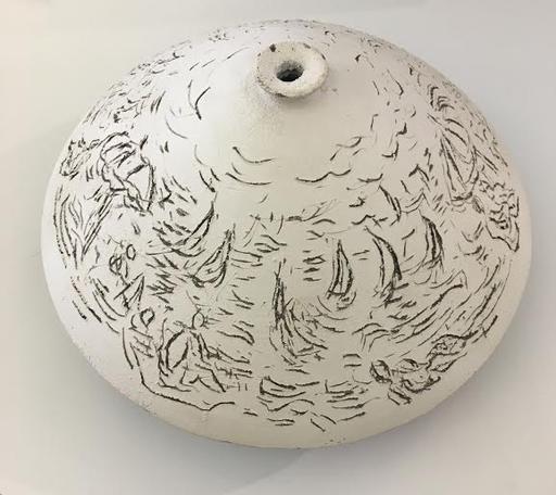 André COTTAVOZ - Ceramiche - Les voiliers