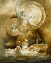 Roger SURAUD - Peinture - Venise