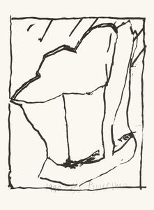 Jean-Pierre PINCEMIN - 版画 - Composition 127