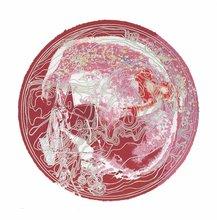James ROSENQUIST - Print-Multiple - Skull Snap State I